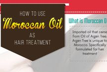 How to use Moroccan Oil as Hair Treatment? / Have all products you've tried failed you in treating your damaged hair? Learn how Moroccan Oil can help you with your problem #damagedhair #moroccan #oil