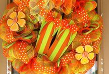 Wreaths / by Chanda Winegar