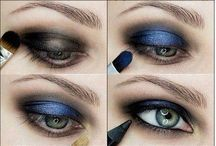 make up - eyes - ideas