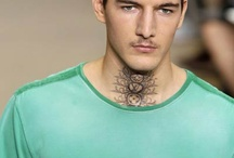Runway Favs: Men's / by Polly Penny