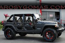 JEEP Open