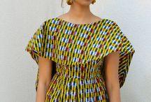 Femmes africaines mode