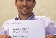 #HospiceMeans2Me / There are many misconceptions surrounding hospice care. Suncoast Hospice, a member of Empath Health, is encouraging those who have been touched by hospice care to tell others what it means to them through a social media campaign celebrating National Hospice and Palliative Care Month #HospiceMeans2Me #HospiceMonth