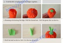 carrot felt