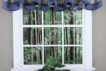 Layered Valances / by Swags Galore