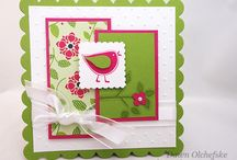DSP - Cheerful Treat - Stampin' Up