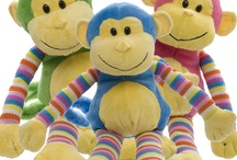 Soft Toys for Hampers