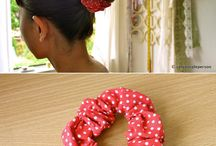 scrunchies diy