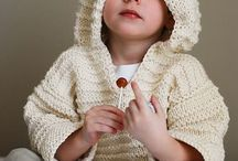 KIDS CLOTHES: crocheting & knitting