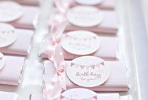 Birthdays Ideas - Milk & Cookies / by Nidya de Hoyos
