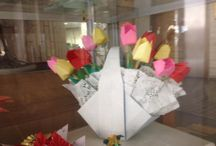 Origami..! :) / Japanese expressions of arts..!