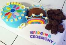 Bridging Ceremony Basics / by Girl Scout CSA