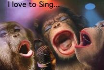 cantar / Quien canta, su mal espanta... Gran verdad!