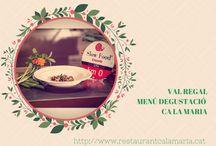 Nadal 2014 / by Restaurante Ca la Maria