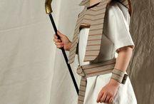 Egyptian costumes
