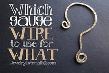 Which gauge wire to use for what.