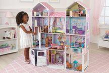 Casette delle bambole - Casas de muñecas