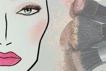 Make Up Tips / Porque a moda é muito mais que roupa, existem complementos indispensáveis no dia a dia da mulher, e definitivamente que a maquilhagem é um deles! De dia ou de noite, para uma festa ou apenas para trabalhar, torna-se obrigatório o uso de iluminadores, correctores e um bom creme para que tudo seja mais natural possível! Com o apoio de um maquilhador profissional vamos dar dicas e sugestões de maqulhiagem! Espero que gostem, comentem e estejam á vontade para tirar as vossas duvidas!