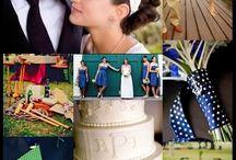 preppy wedding ideas / Wedding ideas for a preppy themed wedding