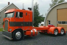 Cabover KW