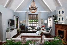 living room / by Summer Jefferson