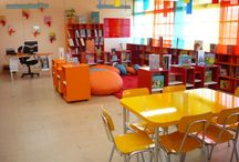 School Library Ideas/Ideas Biblioteca Escolar