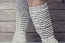 Woolen socks, warm socks....