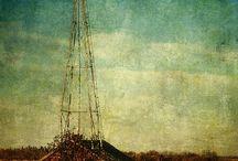 [Windmill wall art]