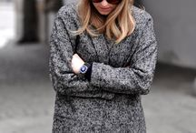 LOOK HIVER / mode-style vestimentaire d'hiver