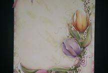 dipinti su stoffa