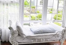 DIY Bedroom / DIY Bedroom Ideas - Romancing The Home: Romantic, Vintage, French Country and Shabby Style Decor. Romantic Bedroom and Home Decor. DIY Projects and Crafts With Step by Step Tutorials