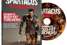 The Spartacus Workout: 20-Minute Body-Fat Torchers