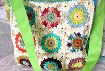Yarn basket / by Honah Stout Hough