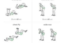 Weekly workout plans