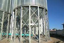 manufacturer of Rice Husk Storage silo, Wood Chips Storage Silo in India