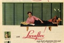 Vintage Luxaflex / History