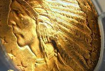 $5 Indian head half eagle... Best Non-CUSIP US Gold!
