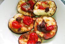 Melanzane / Ricette con le melanzane Recipes with eggplant