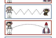 Line tracings
