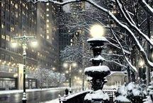 New York, one day we'll meet