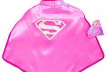 SuperGirl Birthday Party Ideas