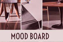 Moodboard a 5 Stelle / Moodboard a 5 Stelle: colori, trend e inspiration dal mondo dell'interior design.