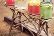 Pre-drinks & Food