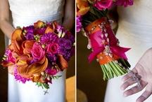 Wedding Flowers - Vibrant