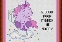 cood poop makes happy