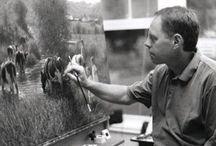 Robert Duncan the artist