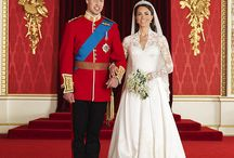 William and Kate Middleton / by Minelle