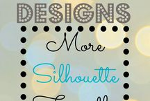 Silhouette ideas / by Donna Danos