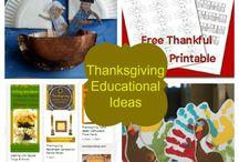 Thanksgiving / by Rachel Edwards