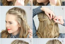 diy hair ideas ❤